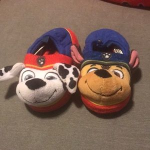 Other - Paw Patrol slippers